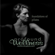 foundations of pilates dvd cover