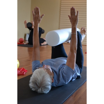 foam roll pilates dvd